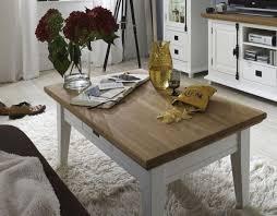 Wohnzimmer Tisch Massivholz Wohnzimmertisch 120x75 Buche Wildeiche Weiß Massiv