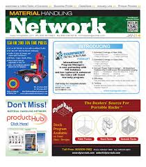 January 2014 by Material Handling Network issuu