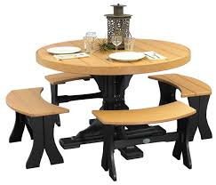 amish table and chairs amish kitchen table bench kitchen tables design