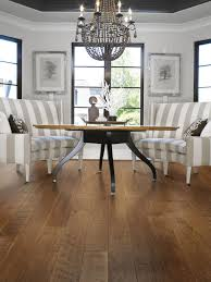 Hardwood In Powder Room Hardwood Flooring In The Kitchen Hgtv
