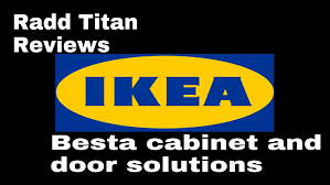 ikea besta cabinets and doors youtube
