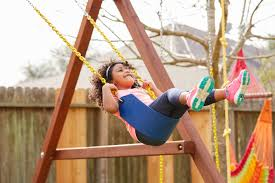 3 tips swing set safety the great backyard place the great
