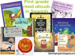 2nd grade books to read favorite read alouds linky learning in spain
