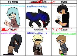 Meme Minecraft - minecraft diaries abused meme by katythecat123 on deviantart
