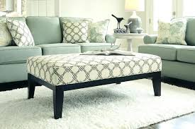 large padded coffee table huge ottoman best coffee table marvelous storage ottoman gray