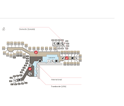 hong kong international airport floor plan air canada montreal connection from international to canada