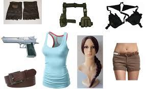 Tomb Raider Halloween Costumes Lara Croft Costume Diy Guides Cosplay U0026 Halloween