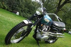 restored triumph trophy tr6c 1968 photographs at classic bikes