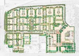Residential Plan North 40 Specific Plan Area The Los Gatos Ca Official Site