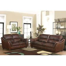 Sofa And Loveseat Sets Georgetown 2 Piece Top Grain Leather Set Sofa And Loveseat