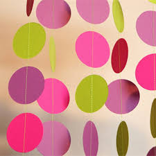 1 83 m popular wedding hanging decorations tissues paper garland