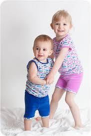 summer pjs childrens pajamas pattern baby toddler pajamas
