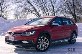 volkswagen alltrack manual review 2017 volkswagen golf alltrack canadian auto review