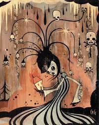 lowbrow art o surrealismo pop nuvegante