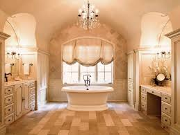 setting vintage furniture for the french country bathroom ideas