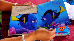 Finding Nemo Story Book For Children Read Aloud Finding Dory Children S Books Read Aloud