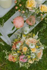 willemijn and clint u0027s flower filled english country garden wedding