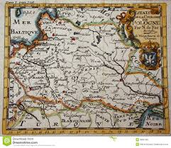 Map Poland Map Of Poland Royalty Free Stock Images Image 8352259
