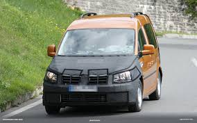 volkswagen caddy 2015 next generation volkswagen caddy spied testing vwvortex