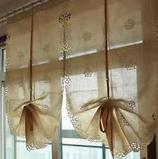 Balloon Curtains For Living Room Balloon Curtains Hollow Out Living Room Curtains European Style
