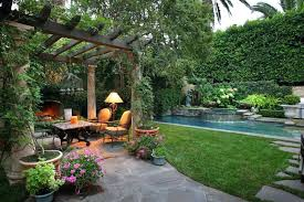 backyard garden ideas photos for privacy small landscaping