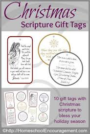 bible verse gifts free christmas scripture gift tags