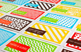 25 fresh beautiful print postcard design inspirations