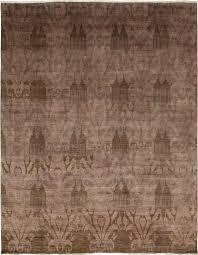 Area Rugs Brown Moroccan Wool Area Rugs Rugs