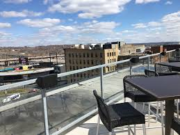 a sneak peek at ox cart ale house u0027s rooftop patio