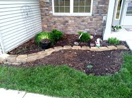 Rocks For The Garden Landscaping Ideas For Front Yard Using Rocks The Garden Inspirations