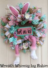 how to make easter wreaths best 25 easter wreaths ideas on easter ideas