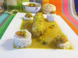 cuisine antillaise colombo de poulet le colombo de poulet antillais revisité par le chef custos