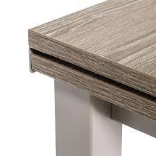 table de cuisine en stratifié table de cuisine extensible en stratifié vienna 4 pieds