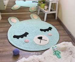 Rugs For Little Girls Bedroom Alfombra Infantil Conejito Crochet Amigurumi And Babies