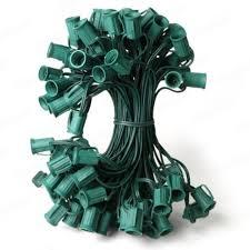 outdoor sockets for christmas lights 100 commercial c9 christmas light socket set 12 spacing 18 gauge