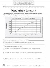 population growth using graphs parents scholastic com