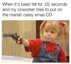 Christmas Music Meme - step away from the christmas music funny memes daily lol pics