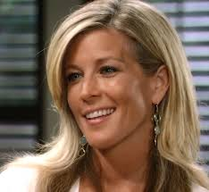 carlys haircut on general hospital show picture carly corinthos jacks s blue and smoky glass triple drop earrings
