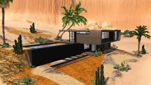 modern desert home design the sims 3 modern house desert flavour hd download youtube