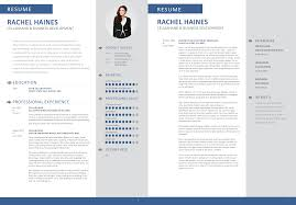 One Page Resume Format Is It Bad To Have A Two Page Resume Resume For Your Job Application