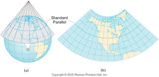 Map Projection Definition Conic Projection Images Reverse Search