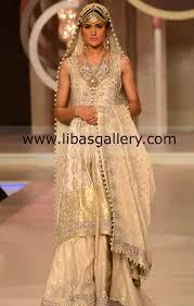 pakistani designer zainab chottani bridal anarkali bridal wear
