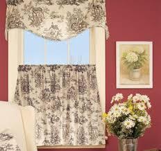 unique ultimate country kitchen curtains excellent design