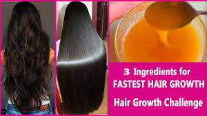 Natural Hair Growth Treatments Fastest Hair Growth Treatment At Home Grow Hair Faster And