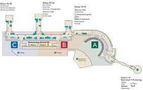 washington dc airports map washington dc airfares united states dca