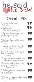 baby shower questions cool echoes of silence within or baby shower