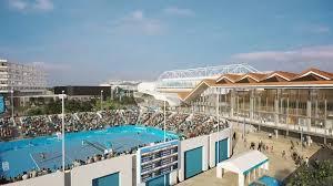 Rod Laver Floor Plan Australian Open Melbourne Tennis Precinct Revamp To Make It