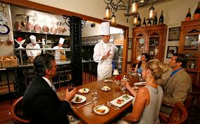 good thanksgiving restaurants the best disney restaurants travel leisure
