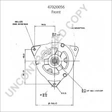 lucas a127 alternator wiring diagram saleexpert me