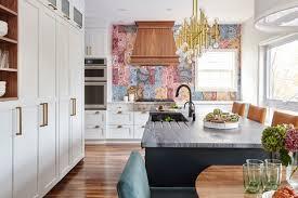 images of kitchen backsplashes this week 3 wildly patterned kitchen backsplashes